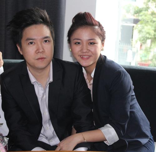 Văn Mai Hương không chia tay Lê Hiếu vì... đào hoa - 2