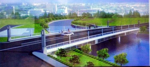 Thông xe cầu Lê Văn Sỹ ở trung tâm Sài Gòn - 8