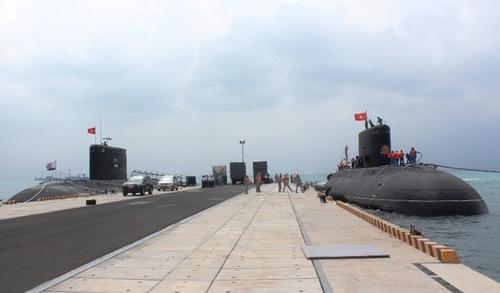Nga đóng tàu ngầm Kilo 636 cuối cùng cho Việt Nam - 2