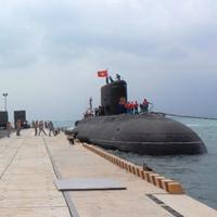 Nga đóng tàu ngầm Kilo 636 cuối cùng cho Việt Nam