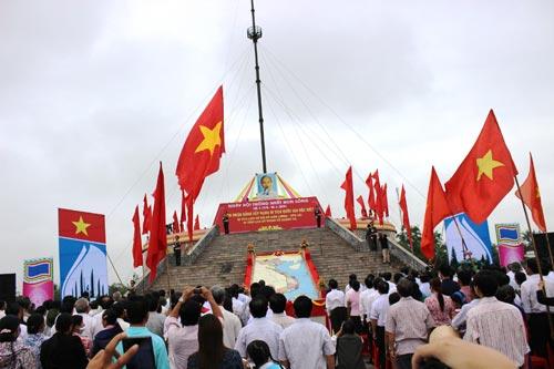 Quảng Trị tổ chức Lễ hội Thống nhất non sông - 2