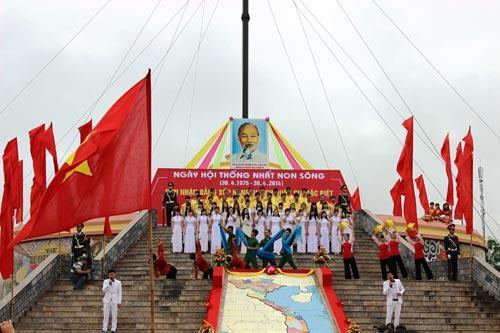 Quảng Trị tổ chức Lễ hội Thống nhất non sông - 1