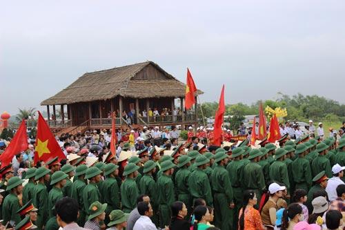 Quảng Trị tổ chức Lễ hội Thống nhất non sông - 3