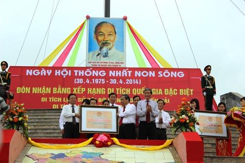 Quảng Trị tổ chức Lễ hội Thống nhất non sông - 4