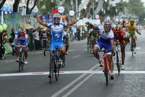 Cuộc đua Xe đạp Cúp HTV 2014: Vạn An đoạt cú đúp giải thưởng - 1