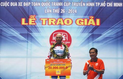 Cuộc đua Xe đạp Cúp HTV 2014: Vạn An đoạt cú đúp giải thưởng - 2