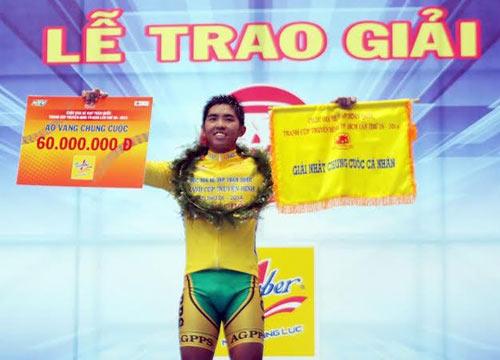 Cuộc đua Xe đạp Cúp HTV 2014: Vạn An đoạt cú đúp giải thưởng - 3