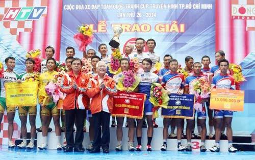Cuộc đua Xe đạp Cúp HTV 2014: Vạn An đoạt cú đúp giải thưởng - 4
