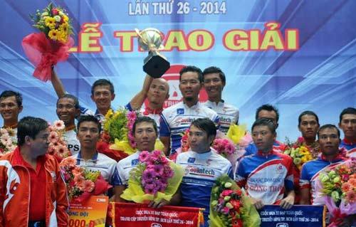 Cuộc đua Xe đạp Cúp HTV 2014: Vạn An đoạt cú đúp giải thưởng - 5