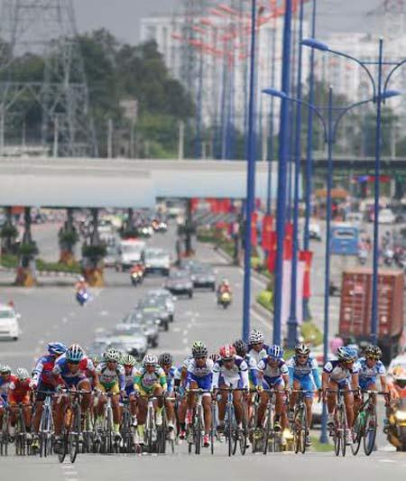 Cuộc đua Xe đạp Cúp HTV 2014: Vạn An đoạt cú đúp giải thưởng - 9