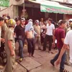 An ninh Xã hội - Nghẹt thở vây bắt tên cướp cầm dao cố thủ trong phòng trọ