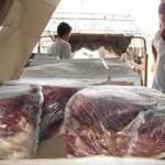 Thị trường - Tiêu dùng - Đường ra bãi rác của 12 tấn thịt bò ngoại