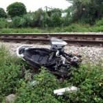 Tin tức trong ngày - Cố vượt qua đường sắt, người đàn ông bị tàu lửa cán chết