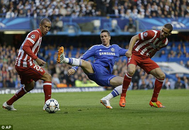 TRỰC TIẾP Chelsea - Atletico: Lội ngược dòng (KT) - 8