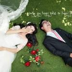 Bạn trẻ - Cuộc sống - Ảnh cưới giản dị của cặp đôi ''Sếp ơi! Anh yêu em''