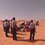 Tin tức trong ngày - Giải cứu 300 người chờ chết trên sa mạc