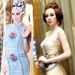 Thời trang - Angela Phương Trinh là nữ hoàng sao chép?