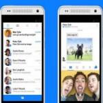 Thời trang Hi-tech - Facebook Messenger cho phép quay phim, chia sẻ video