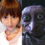 Làm đẹp - Nữ diễn viên Nhật phẫu thuật thành yêu tinh