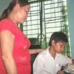 Giáo dục - du học - Người mẹ của học sinh nghèo