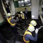 Tin tức trong ngày - Hàn Quốc: Sau chìm phà, 2 tàu điện ngầm lại đâm nhau