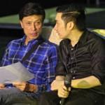Tuấn Ngọc hết mình hỗ trợ Quang Hà