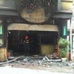 Tin tức trong ngày - Hà Nội: Cháy quán karaoke, 5 người chết