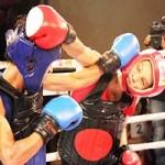Thể thao - Võ sỹ phái Thiếu Lâm Hắc Hổ thị uy sức mạnh