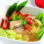 Ẩm thực - Đổi vị với canh chua cá hú