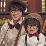 """Thời trang - """"Soi"""" đồ đôi sành điệu của mẹ con sao Việt"""