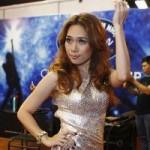 Ca nhạc - MTV - Mỹ Tâm làm điệu trong hậu trường CK Vietnam Idol