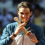 Thể thao - BXH Tennis 5/5: Nadal ung dung trên đỉnh