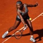 Thể thao - Serena Williams thi triển tuyệt kỹ lốp bóng ở Madrid