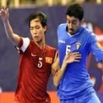 Bóng đá - ĐT futsal Việt Nam chẳng ngán Iran ở tứ kết