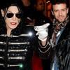 Justin Timberlake song ca với Michael Jackson