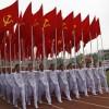 Toàn cảnh lễ tổng duyệt diễu binh Điện Biên Phủ