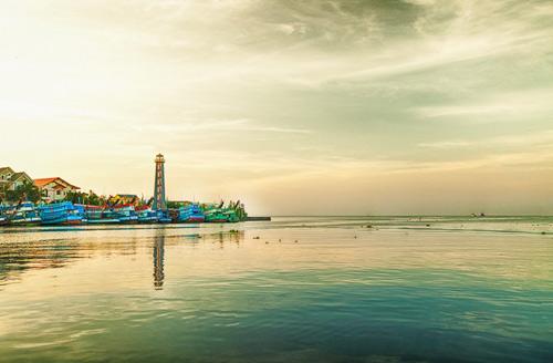 Đẹp mê hồn bãi biển Nam Du - 1