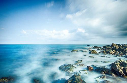 Đẹp mê hồn bãi biển Nam Du - 9