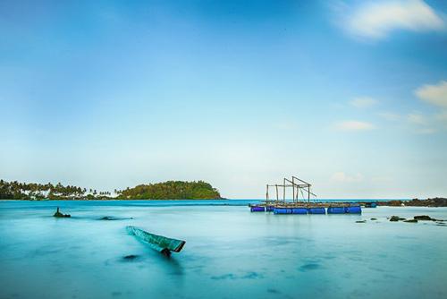 Đẹp mê hồn bãi biển Nam Du - 15