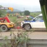 Tin tức trong ngày - 3 CSGT tử nạn do xe cảnh sát không kịp phanh?