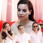 """Ca nhạc - MTV - Hà Hồ """"lạc tông"""" với 3 giám khảo X-Factor"""