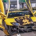"""Ô tô - Xe máy - Lamborghini Diablo gặp nạn vì khoe """"hàng"""""""