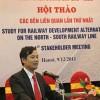 Nghi án hối lộ: Bắt 1 Phó tổng GĐ Tổng Cty Đường sắt VN