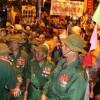 Hàng ngàn người dõi mắt xem biểu diễn nghệ thuật Điện Biên