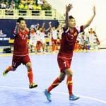Bóng đá - Tứ kết futsal châu Á, VN-Iran: Thoải mái cống hiến