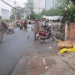 An ninh Xã hội - Thi thể nam sinh bị đánh chết ngồi trên xe máy