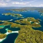Du lịch - Đẹp say đắm quần đảo Bốn Vua ở Indonesia