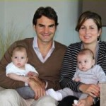 Federer, tay vợt vĩ đại và ông bố 4 đứa trẻ (Bài 1)