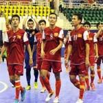 Bóng đá - Thua đau Iran, futsal Việt Nam tan mộng World Cup