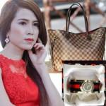Phim - Lục túi hàng hiệu của người đẹp Hoàng Ny
